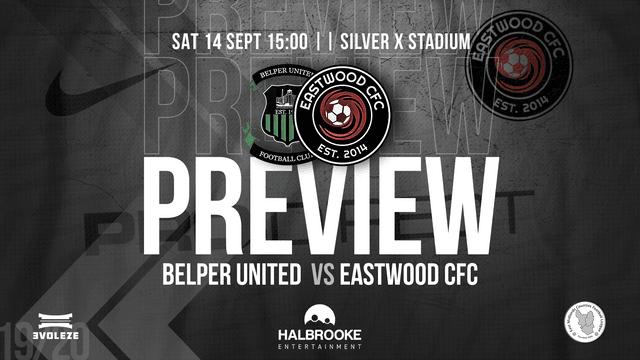 Belper United vs Eastwood CFC