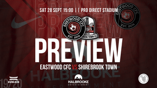 Eastwood CFC vs Shirebrook Town