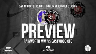 Rainworth Miners Welfare vs Eastwood CFC
