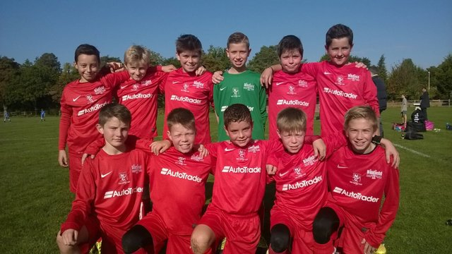 U14 Binfield Pirates
