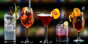 Ladies Night Cocktails