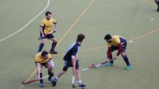 2016-01-14 South Saxons Mens 1's v Old Williamsonians Mens 1's
