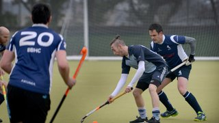 2016-02-11 South Saxons Mens 1st XI v BBHC 1st XI (Courtesy of Hastings Observer)