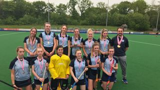 Chadwick's fabulous Ladies 2's prove themselves in Sussex HA Vase Final