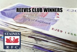 Reeves Club Winners