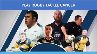 Watch Rugby and help tackle Cancer