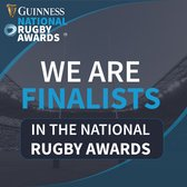 Three Staines Members shortlisted in the National Rugby Awards!