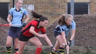 Ladies 2's vs Aylesbury