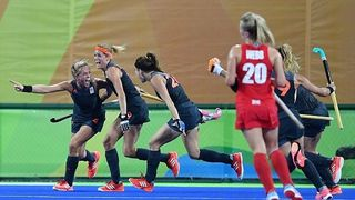 GB Ladies Hockey Gold