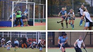 Ladies 1 vs. West Herts II 12/11/16