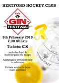 Gin Festival  - Saturday 9th February