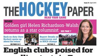 Subscribe to the Hockey Paper TODAY