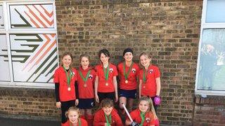 Hertford U10 Girls enjoy remarkable season