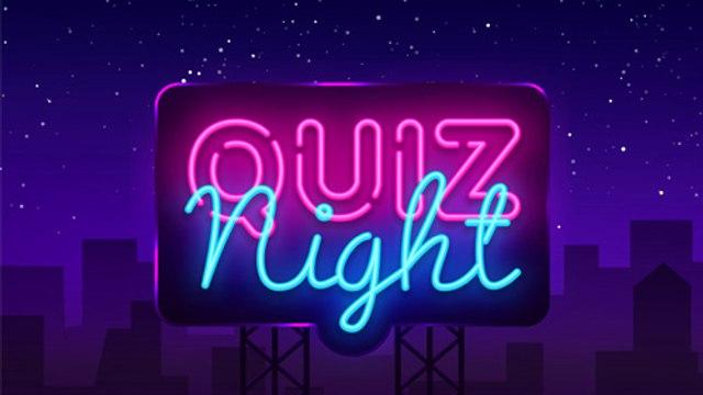 Lockdown Quiz Night 2.0 - Saturday 27th March
