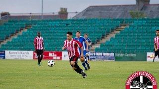 Truro City FC 2nd's v Saltash United FC (H) - 23rd July 2013