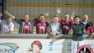 Truro City FC v Tiverton Town FC (A) - 9th August 2013