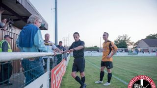 Truro City FC v Bashely FC (A) - 20 August 2013