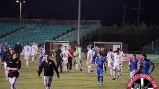 Truro City FC 2nds v Helston Athletic FC (H) - 22nd April 2014