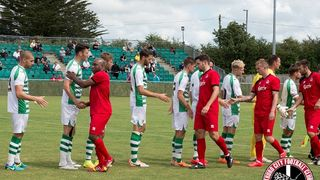 Truro City FC v Yeovil Town FC (H) - 2nd August 2014