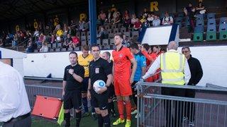 Truro City FC v Gosport Borough FC (A) - 9th August 2016