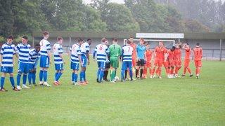Truro City FC v Oxford City FC (A) - 10th September 2016