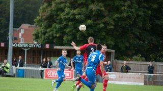 Truro City FC v Winchester City FC (A) - 17th September 2016