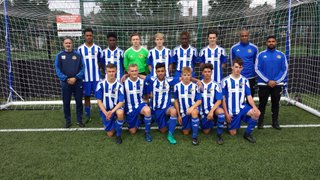 City U21's win with style at Wychall