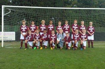 Chelmsford City U13 EJA 2013/2014