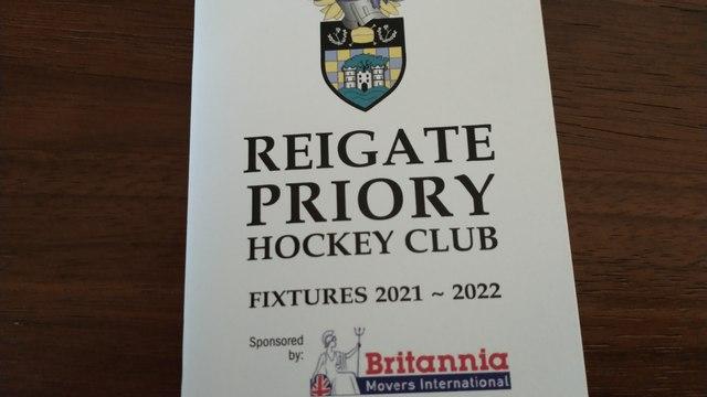 Club Contacts for Saturday Senior Fixtures 2021-22