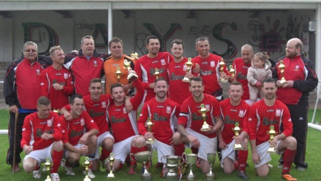 Robins Open Cup Final