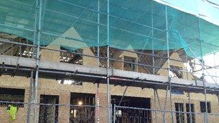 Redevelopment in Jan