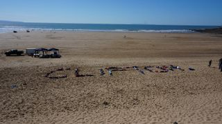 Clifton Minis hit the beach on Tour.