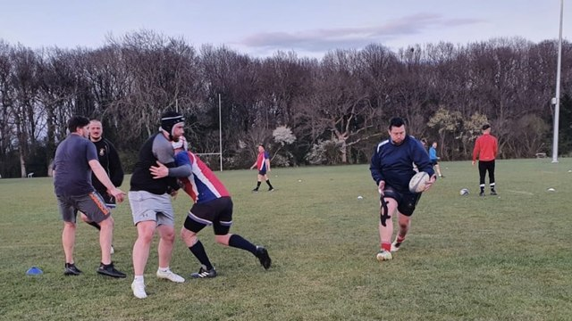 St Francis touch tournament - from noon this Saturday
