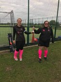 Ladies 4s (home) Southend & Benfleet 4s: 4 (Liv Rutter, Codie Rowney – 3) Chelmsford 8s: 0