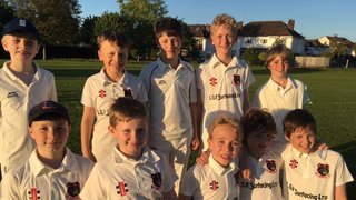 Another great performance by BCC U10's