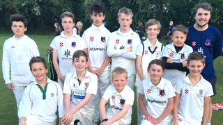 Fine victory for Bristol CC U13's in their latest league T20 match