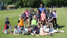 Bristol CC Girls - U11's