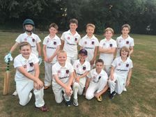 Bristol CC U10's return to winning ways !