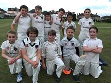 Bristol CC  U11's start the new season