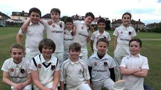 Bristol CC  U11's start the new season