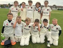 Congratulations to BCC U11s on a convincing cup win at Knowle