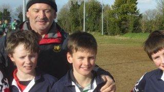Monaghan plays for Cavan