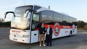 New Team Coach for 2019/2020.