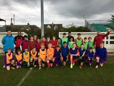 YOUTH FOOTBALL RETURNS TO TREYEW ROAD
