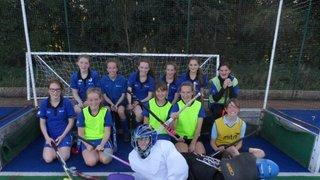 GMJHL U15 Girls