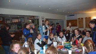 EH Cup Under 16 Girls vs. Deeside