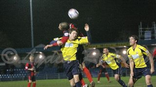 Eastbourne Borough FC(2) VS Gosport Borough FC(1) 25/02/2014