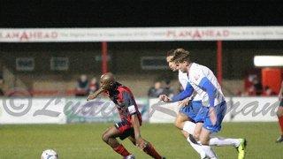 Eastbourne Bough FC(1) VS Eastleigh FC(1) 04/03/2014