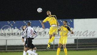 Eastbourne Borough FC(3) VS Maidenhead United FC(2) 25/03/2014