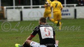 Eastbourne Borough FC(1) VS Bath City FC (2)